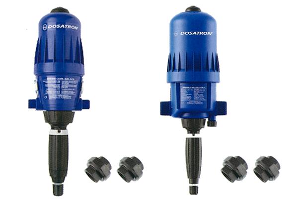 ドサトロン水量比例式混入器